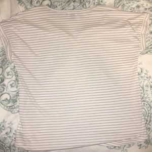 Old Navy Tops - T-shirt with horizontal stripes